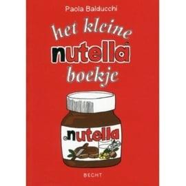 het kleine Nutella boekje - Paola Balducchi