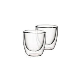 2 Dubbelwandige Bekers S (0,11 l.) - Villeroy & Boch Artesano