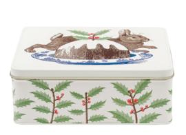 Rechthoekig Blik Rabbit & Pudding - Thornback & Peel