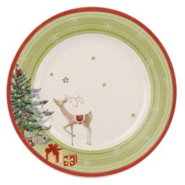 Bord (20 cm.) - Spode Christmas Jubilee