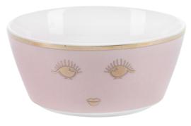 Schaaltje Confetti Eyes Pink - Miss Étoile