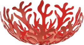 Fruitschaal Mediterraneo Red (25 cm.) - Alessi