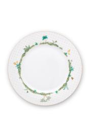 Dinerbord Dots Gold (27 cm.) - Pip Studio Jolie