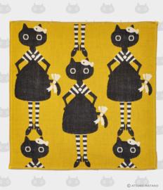 Handdoekje / Servet Meme Geel (36 cm.) - Atsuko Matano