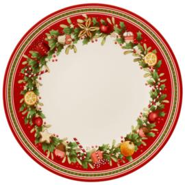Dinerbord (27,5 cm.) - Villeroy & Boch Winter Bakery Delight