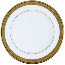 Dinerbord (27 cm.) - Noritake Golden Mastery