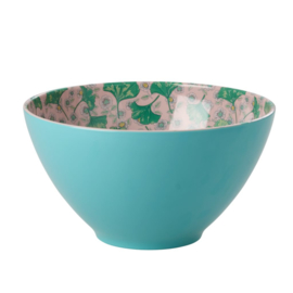 Melamine Saladeschaal Leaves & Flowers (26,3 cm.) - Rice
