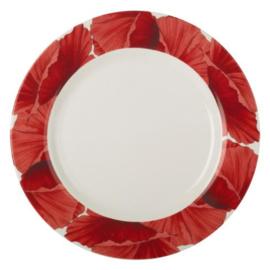 Dinerbord Poppy (28 cm.) - Portmeirion Botanic Blooms