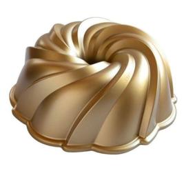 Swirl Bundt Gold Tulbandvorm - Nordic Ware