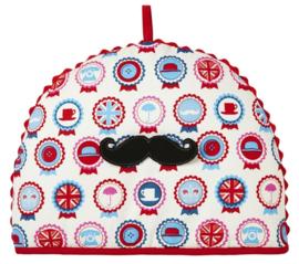 Theemuts H&G Moustache - Ulster Weavers