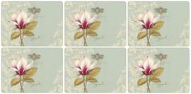 6 Placemats (30,5 cm.) - Pimpernel Vintage Toile