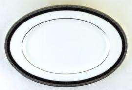 Zuurschaal (22 cm.) - Noritake Patrina Platinum