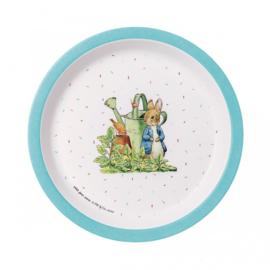 Bord Peter Rabbit Blue (18 cm.) - Petit Jour Paris