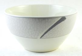 Rijstkom (15 cm.) - Noritake Ambiance Frost