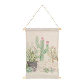Wandkleed Jardin (45 cm.) - Sema Design