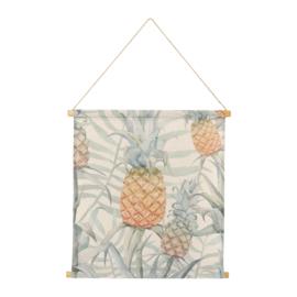 Wandkleed Pineapple (67 cm.) - Sema Design