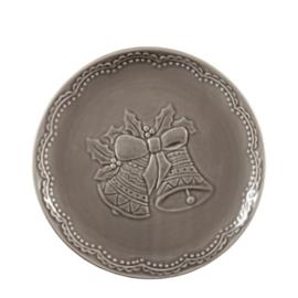 Bord Melchior Grey ( 20,8 cm.) - Côté Table