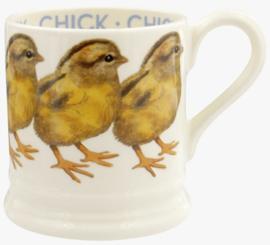 1/2 Pt Mug Chick - Emma Bridgewater
