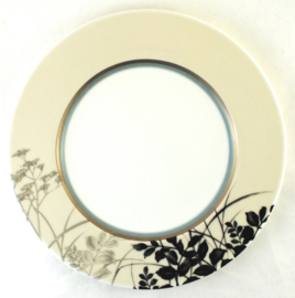 Ontbijtbord (24,5 cm.) - Noritake Twilight Meadow