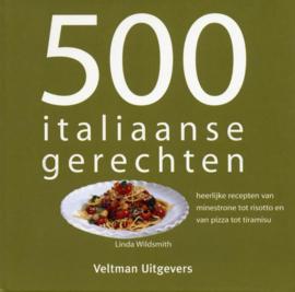 500 Italiaanse Gerechten - Valentina Sforza