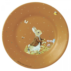 Bord Peter Rabbit Caramel (20 cm.) - Petit Jour Paris