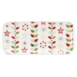 Sandwich Tray (30 cm.) - Portmeirion Christmas Wish