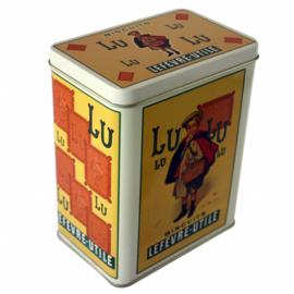 Blik LU (15 cm.) - Cartexpo