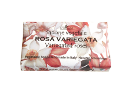 Zeep Rosa Variegata - Florinda