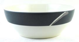 Schaal (19,8 cm.) - Noritake Ambience Charcoal