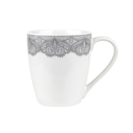 Mok Glamour Lace (0,34 l.) - Portmeirion Catherine Lansfield