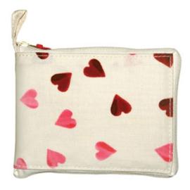 Opvouwbare Tas Pink Hearts - Emma Bridgewater