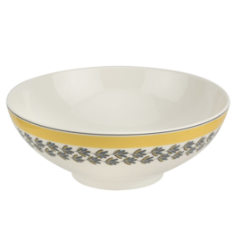 Schaal Yellow (24,4 cm.) - Portmeirion Westerly