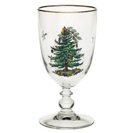 Goblet Glas - Spode Christmas Tree