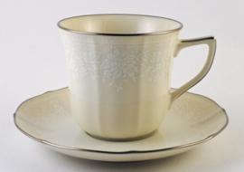 Koffiekop & Schotel - Noritake Chandon Platinum