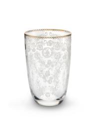 Longdrink Glas Floral (400 ml.) - Pip Studio