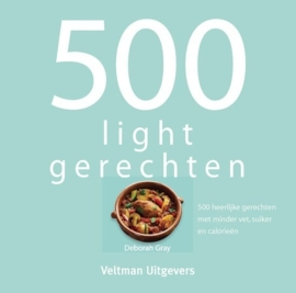 500 Light Gerechten - Deborah Gray