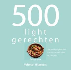 500 Light Gerechten - Deborah Gray
