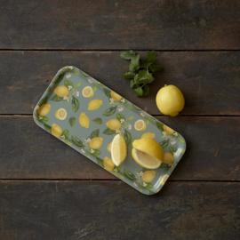 Dienblad Lemon (32 cm.) - Koustrup & Co.