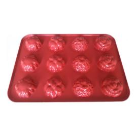 Petit Fours Bakvorm Rood - Nordic Ware