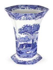 Vaas (27 cm.) - Spode Blue Italian