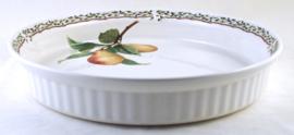 Quichevorm (26 cm.) - Noritake Royal Orchard