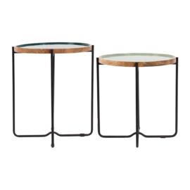 2 Tafels Minga - Sema Design