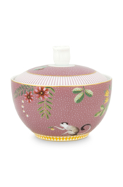 Suikerpot Pink (300 ml.) - Pip Studio La Majorelle