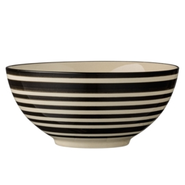 Schaal Stripe (17 cm.) - DAY Birger et Mikkelsen Home