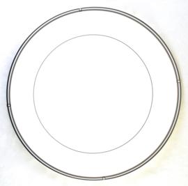 Dinerbord (28,2 cm.) - Noritake Aidan