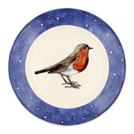 Ontbijtbord (21,5 cm.) Robin in a Starry Night - Emma Bridgewater
