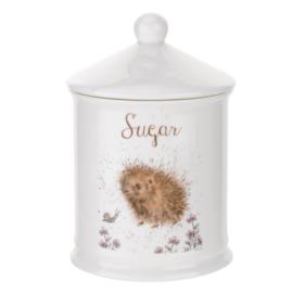 Voorraadpot Sugar Hedgehog - Wrendale Designs