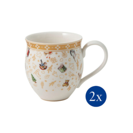 Set Mokken Jubileumeditie (440 ml.) - Villeroy & Boch Toy's Delight