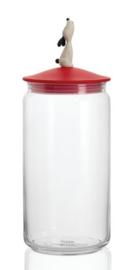 Voorraadpot LuláJar Red (150 cl) - Alessi