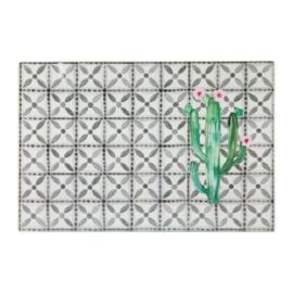 Glazen Snij-/Serveerplank Arizona (30 cm.) - Sema Design